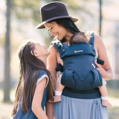 Ergobaby 360 Carrier - Midnight Blue, , Baby Carrier, Ergobaby, Carry Them Close  - 4