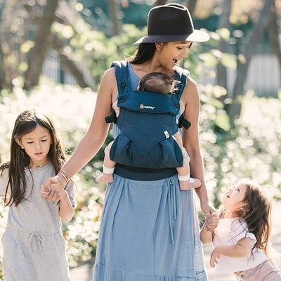 Ergobaby 360 Carrier - Midnight Blue, , Baby Carrier, Ergobaby, Carry Them Close  - 10