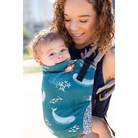 Tula Baby Carrier Standard - Narwhal, , Baby Carrier, Tula, Carry Them Close  - 1