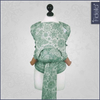 Fidella Fly Tai - MeiTai babycarrier Iced Butterfly pine - Mei Tai - Fidella - Carry Them Close