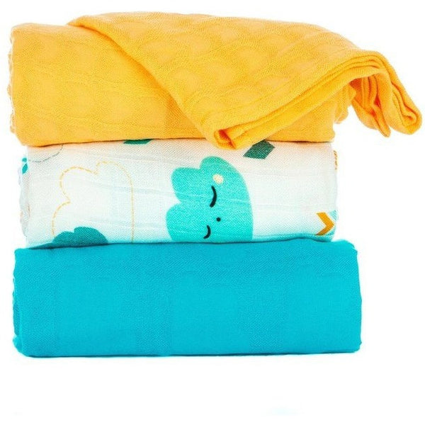 Tula Blanket - Nimbus Set, , Baby Blankets, Tula, Carry Them Close  - 1