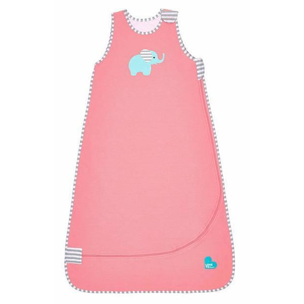 Love to Dream - Nuzzlin Sleeping Bag 1.0TOG - Pink