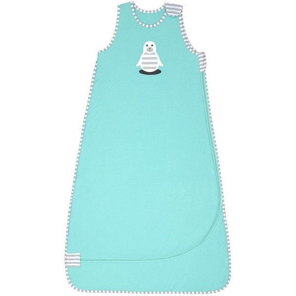 Love to Dream - Nuzzlin Sleeping Bag Winter 2.5TOG - Aqua - Baby Sleeping Bags - Love To Deam - Carry Them Close