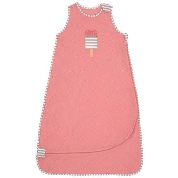 Love to Dream - Nuzzlin Sleeping Bag 0.2 TOG - Pink, , Baby Sleeping Bags, Love To Deam, Carry Them Close