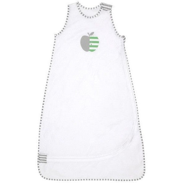 Love to Dream - Nuzzlin Sleeping Bag 0.2 TOG - White, , Baby Sleeping Bags, Love To Deam, Carry Them Close