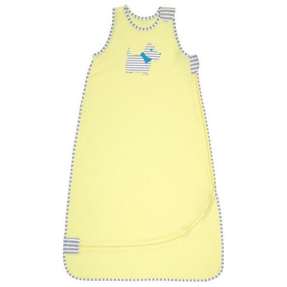 Love to Dream - Nuzzlin Sleeping Bag 0.2 TOG - Lemon, , Baby Sleeping Bags, Love To Deam, Carry Them Close