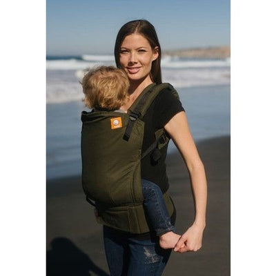 Tula Baby Carrier Standard - Olive - Baby Carrier - Tula - Afterpay - Zippay Carry Them Close