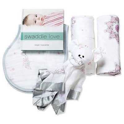 Aden and Anais - Gift Set - For the Birds - swaddle - Aden and Anais - Afterpay - Zippay Carry Them Close