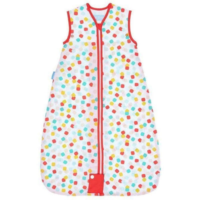 Grobag - Party Animals 0.5 Tog (Summer) - Baby Sleeping Bags - The Gro Company - Afterpay - Zippay Carry Them Close