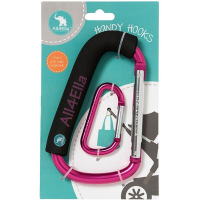 All4Ella Handy Hook - Pink - Accessories - All4Ella - Afterpay - Zippay Carry Them Close