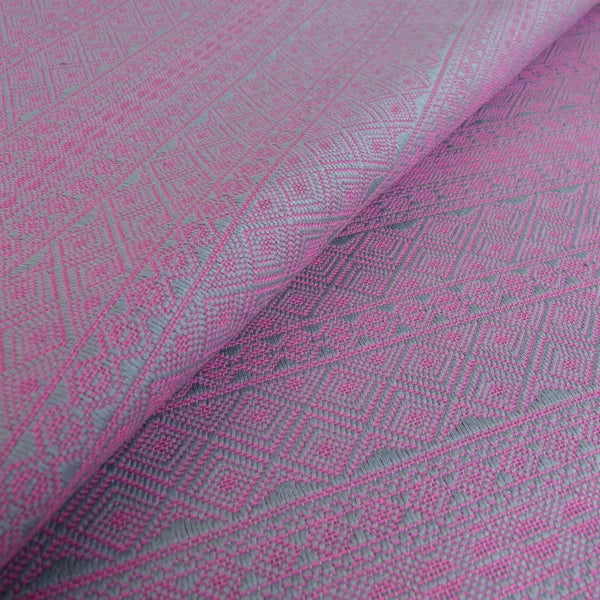 DIDYMOS Baby Wrap Sling Platin Pink, , Woven Wrap, Didymos, Carry Them Close  - 1