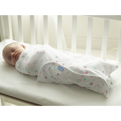 Gro Swaddle - Poppet - swaddle - The Gro Company - Afterpay - Zippay Carry Them Close