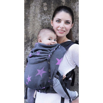 Kokadi Baby Size Flip- Rubin Stars (Limited Edition) - Baby Carrier - Kokadi - Afterpay - Zippay Carry Them Close