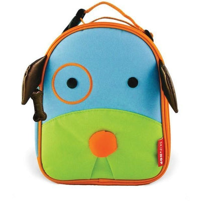 Skip Hop Zoo Lunchie Insulated Lunch bag - Dog - Lunch & Snack Boxes - Skip Hop - Afterpay - Zippay Carry Them Close