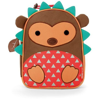 Skip Hop Zoo Lunchie Insulated Lunch bag - Hedgehog - Lunch & Snack Boxes - Skip Hop - Afterpay - Zippay Carry Them Close