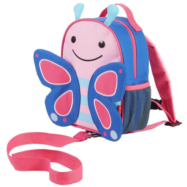 Skip Hop Zoo Mini Backpack with Harness - Butterfly
