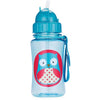 Skip Hop Straw Drink Bottle - Owl - Feeding - Skip Hop - Afterpay - Zippay Carry Them Close