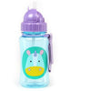 Skip Hop Straw Drink Bottle - Unicorn - Feeding - Skip Hop - Afterpay - Zippay Carry Them Close
