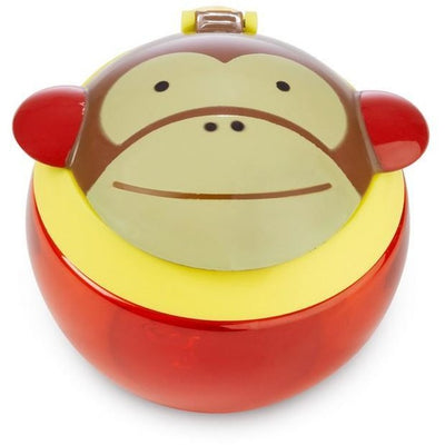 Skip Hop Zoo Snack Cup - Monkey - Lunch & Snack Boxes - Skip Hop - Afterpay - Zippay Carry Them Close