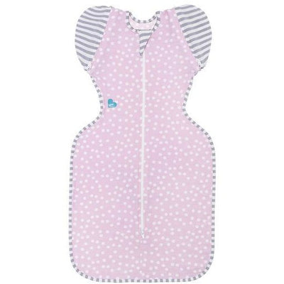 Love to Dream - Love to Swaddle Up 50/50 Summer Lite - Pink - Swaddle - Love To Deam - Afterpay - Zippay Carry Them Close