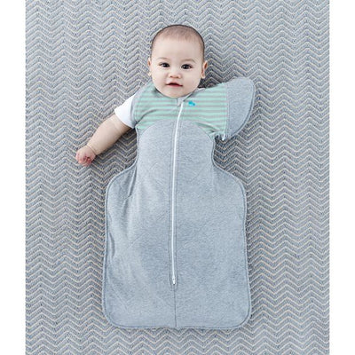 Love to Dream - Love to Swaddle Up 50/50 Winter - Mint - Swaddle - Love To Deam - Afterpay - Zippay Carry Them Close