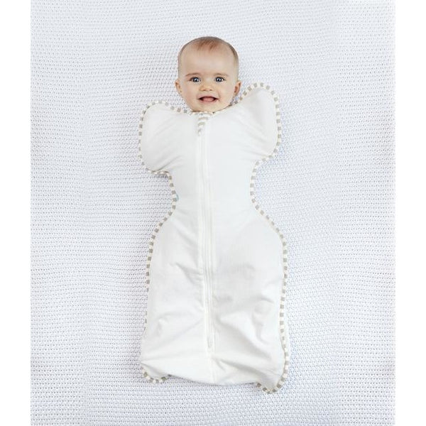 Love to Dream - Love to Swaddle Up Summer Lite - White