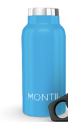 Montii Co Mini Drink Bottle - Blue
