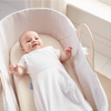 Grobag Newborn Swaddle (Light Weight) - Pure White - swaddle - The Gro Company - Afterpay - Zippay Carry Them Close