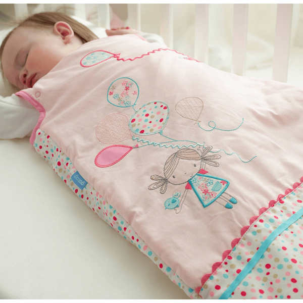 Grobag - Poppet 1.0 Tog, , Baby Sleeping Bags, The Gro Company, Carry Them Close  - 1