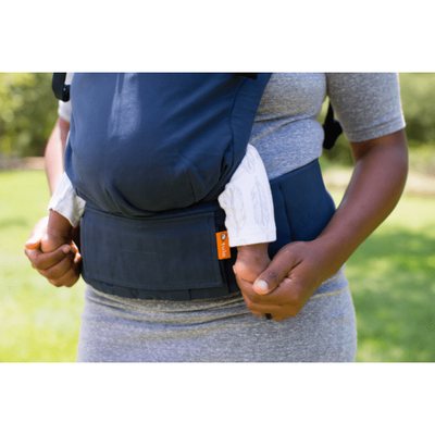 Tula Free-To-Grow Carrier - Indigo - Baby Carrier - Tula - Afterpay - Zippay Carry Them Close