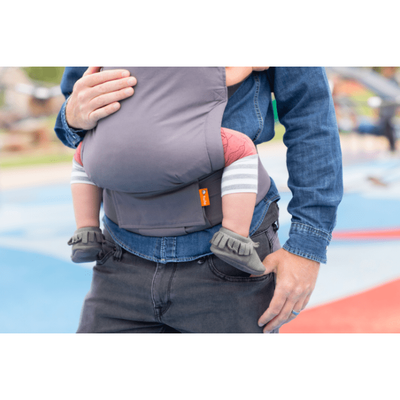 Tula Free-To-Grow Carrier - Stormy - Baby Carrier - Tula - Afterpay - Zippay Carry Them Close
