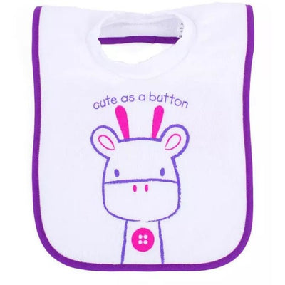 Popover Bibs - Purple (3 Pk) - Clothing - Big Softies - Afterpay - Zippay Carry Them Close
