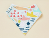 Halcyon Nights - Bandana Bib - Swim Team Yo Yo Bib