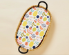 Halcyon Nights - Change Mat Cover or Bassinet Sheet - FRUIT TINGLE