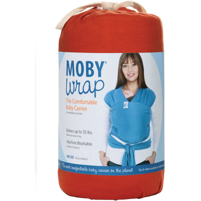 Moby Wrap - Sienna - Stretchy Wrap - Moby - Afterpay - Zippay Carry Them Close