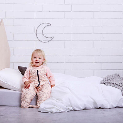 ErgoPouch - Sleep Suit Bag Winter (3.5TOG) - Petals - Baby Sleeping Bags - ErgoCocoon - Afterpay - Zippay Carry Them Close