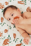 Clementine Kids - Muslin Cot Sheet - Slow Living