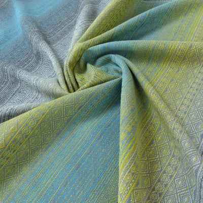 DIDYMOS Baby Wrap Sling Prima Sole Levante, , Woven Wrap, Didymos, Carry Them Close  - 5