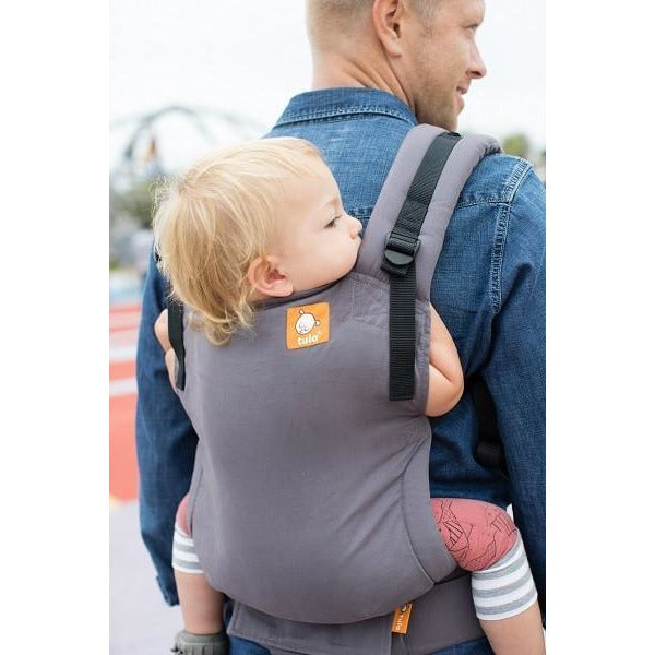 Tula Free-To-Grow Carrier - Stormy - Baby Carrier - Tula - Carry Them Close
