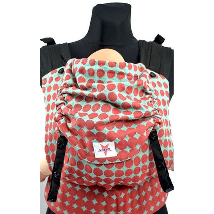 Kokadi Baby Size Flip - Magic Dots Sweeting Cay - Baby Carrier - Kokadi - Carry Them Close
