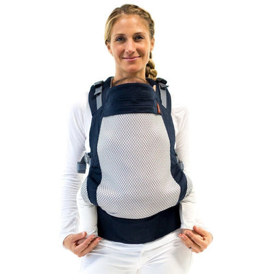 Beco Baby Carrier - Beco Toddler Cool Navy - Toddler Carrier - Beco - Afterpay - Zippay Carry Them Close