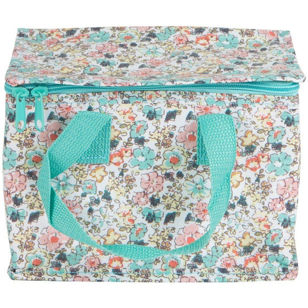 Sass & Belle Insulated Lunch bag - Meadow Floral