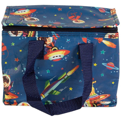 Sass & Belle Insulated Lunch bag - Space Adventure - Lunch & Snack Boxes - Sass & Belle - Afterpay - Zippay Carry Them Close