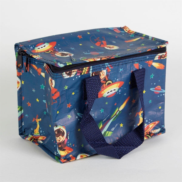 Sass & Belle Insulated Lunch bag - Space Adventure