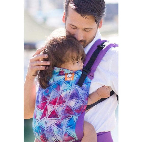 Tula Baby Carrier Standard - Tide Pool, , Baby Carrier, Tula, Carry Them Close  - 1