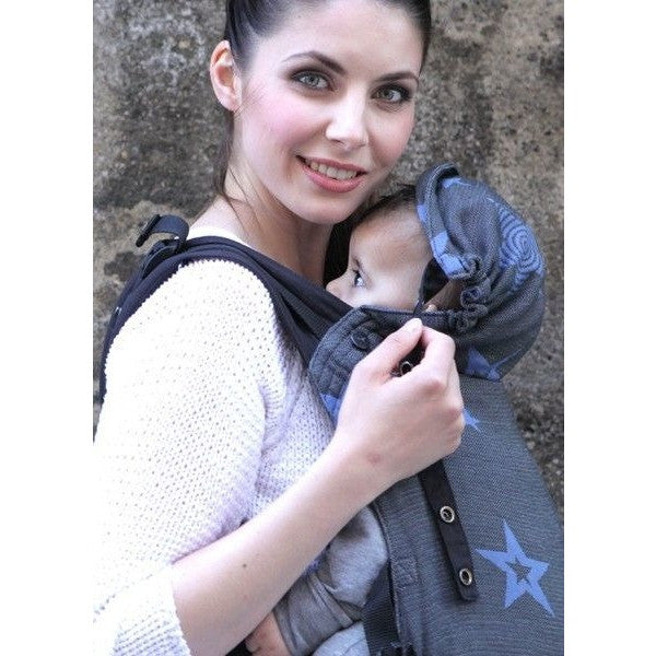 Kokadi Baby Size Flip- Topas Stars (Limited Edition) - Baby Carrier - Kokadi - Carry Them Close