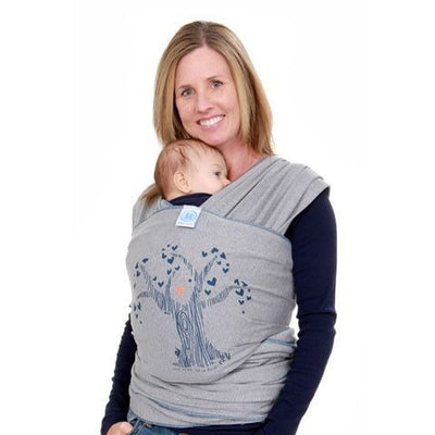 Moby Wrap - Tree - Stretchy Wrap - Moby - Afterpay - Zippay Carry Them Close