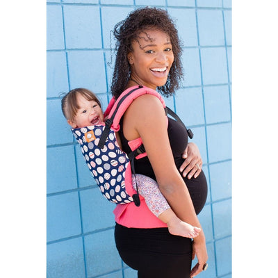 Tula Toddler Carrier - Trendsetter Coral - Toddler Carrier - Tula - Afterpay - Zippay Carry Them Close