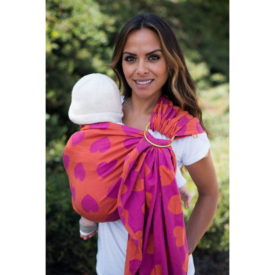 dc6f58f91c4 Tula Ring Sling - Love Du Jour - Wrap Conversion - Ring Sling - Tula -