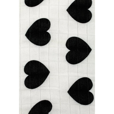 Tula Blanket - Tula Love Noir - Baby Blankets - Tula - Afterpay - Zippay Carry Them Close